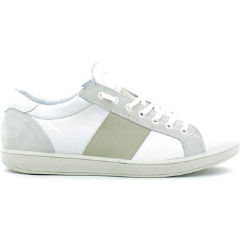 Shoes Men Walking shoes Igi&co 7675 Sneakers Man White White