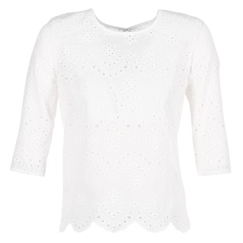 Clothing Women Tops / Blouses Betty London GRIZ White