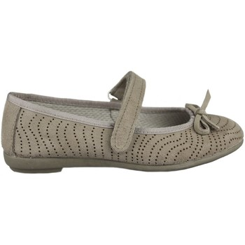 Shoes Children Flat shoes Vulladi SERRAJE MANOLETINA VELCRO GRIS