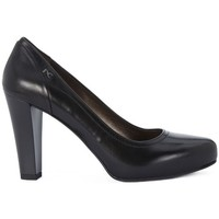 Shoes Women Heels Nero Giardini Nappa Pandora Black