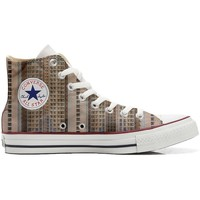 Shoes Hi top trainers Converse All Star Brown-White