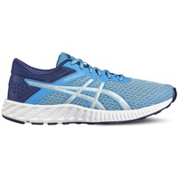 Shoes Women Low top trainers Asics Fuzex Lyte 2 4393 Navy blue-White-Blue