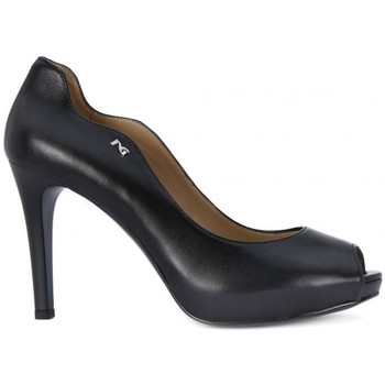 Shoes Women Shoes Nero Giardini Nappa Pandora Nero Black