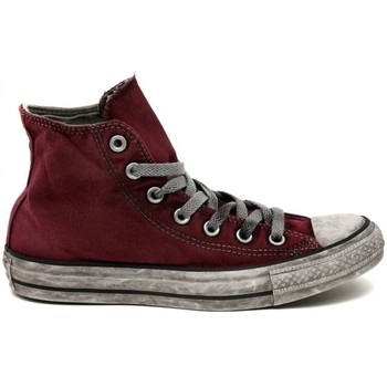 Shoes Women Low top trainers Converse All Star HI Red