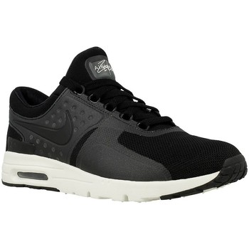 Shoes Women Low top trainers Nike W Air Max Zero Black