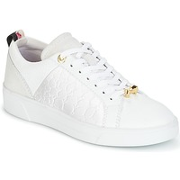 Shoes Women Low top trainers Ted Baker KULEI White