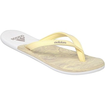 Shoes Women Flip flops adidas Originals Eezay Ice Cream Thong Sandals Yellow