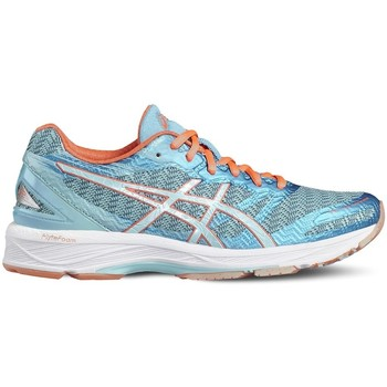 Shoes Women Running shoes Asics Gel DS Trainer 22 Orange-Light blue