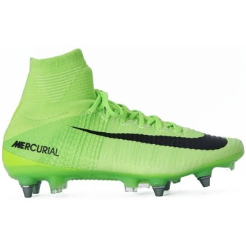 Shoes Men Football shoes Nike Mercurial Superfly V SG Pro Green