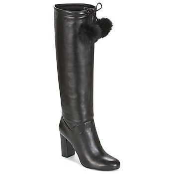 Shoes Women High boots MICHAEL Michael Kors REMI BOOT Black