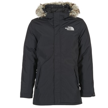 Clothing Men Parkas The North Face ZANECK Black