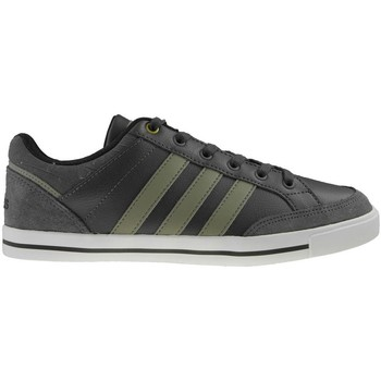 Shoes Men Low top trainers adidas Originals Cacity White-Black-Grey