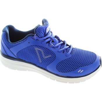 Shoes Men Low top trainers Vionic Ngage1 Cobalt