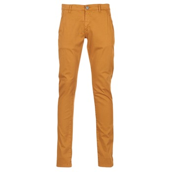 Clothing Men chinos Casual Attitude IHOCK Beige