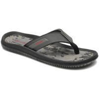 Shoes Men Flip flops Rider Dunas Viii 22999 Grey-Black
