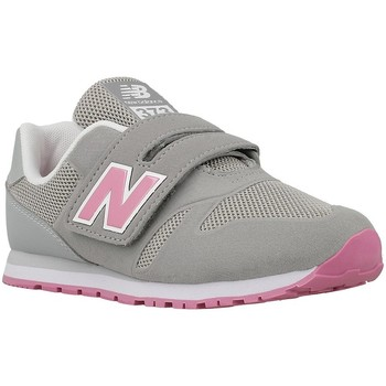 Shoes Children Low top trainers New Balance KA373YPY Grey-Pink