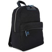 Bags Men Rucksacks Piquadro ZAINETTO PORTA PC Nero