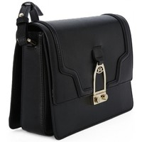 Bags Women Satchels La Martina SHOULDER BAG Nero