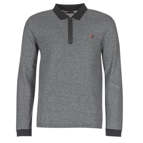 Clothing Men long-sleeved polo shirts Yurban HERDEN Grey