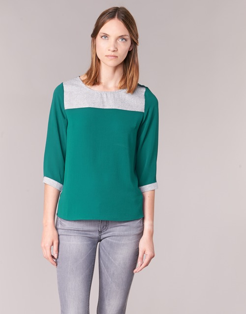Clothing Women Tops / Blouses Casual Attitude HELA Green
