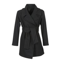 Clothing Women coats Kaporal BANJO Black