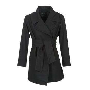 Clothing Women Coats Kaporal BANJO Black