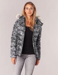 Clothing Women Duffel coats Kaporal BASIL Grey