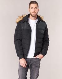 Clothing Men Duffel coats Kaporal GERIK Black