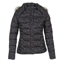 Clothing Women Duffel coats Kaporal BASIL Black