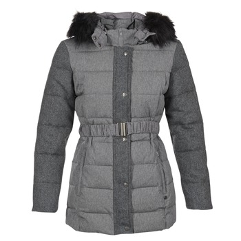 Clothing Women Duffel coats Kaporal BEGIN Grey