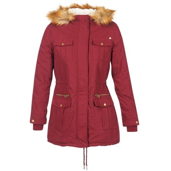 Clothing Women Parkas Kaporal BREVE Red