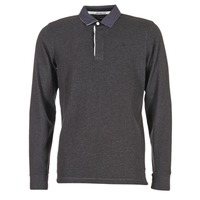 Clothing Men long-sleeved polo shirts Serge Blanco 3 POLOS DOS Grey