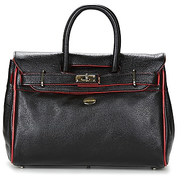 Bags Women Handbags Mac Douglas BUNI PYLA XS Black / Red