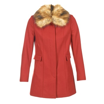 Clothing Women coats Naf Naf APRAGA Red
