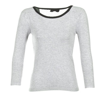 Clothing Women jumpers Naf Naf NARIO Grey