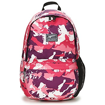 Bags Women Rucksacks Puma PUMA ACADEMY BACKPACK Pink