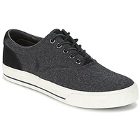 Shoes Men Low top trainers Polo Ralph Lauren VAUGHN Grey