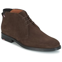 Shoes Men Mid boots Lloyd PATRIOT Brown