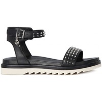 Shoes Women Sandals Armani  Jeans ARMANI JEANS  SANDALO  BLACK    141,8