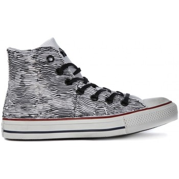 Shoes Hi top trainers Converse ALL STAR OX  CANVAS LTD Nero