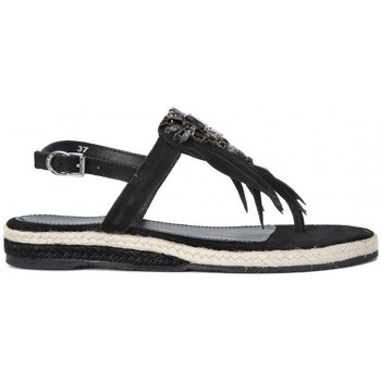 Shoes Women Sandals Apepazza HEEL 50 NERO  124,5