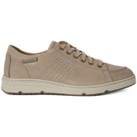 Shoes Men Low top trainers Mephisto JEROME SPORTBUCK Beige