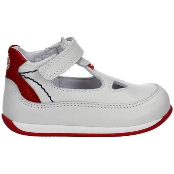 Shoes Children Walking shoes Balducci CITA29 Scarpa velcro Kid White White