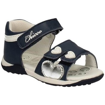 Shoes Children Sandals Chicco 01057486 Sandals Kid Blu