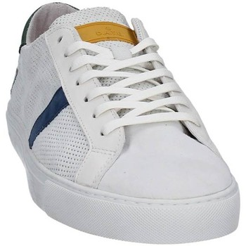 Shoes Men Walking shoes Date D.a.t.e. M261-NW-PE-WH Sneakers Man White White