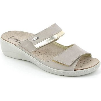 Shoes Women Sandals Grunland CE0527 Sandals Women Beige Beige
