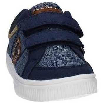 Shoes Children Walking shoes Xti 54853 Sneakers Kid Blue Blue