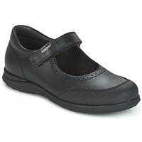Shoes Girl Flat shoes Pablosky BRODY Black