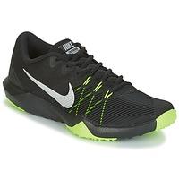 Shoes Men Fitness / Training Nike RETALIATION TRAINER Black / Yellow
