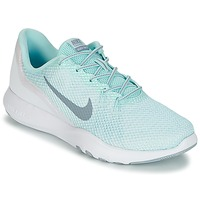 Shoes Women Fitness / Training Nike FLEX TRAINER 7 REFLECT W White / Green